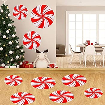 Amazon Com Instant Murals Candyland Tree Amp Castle Wall