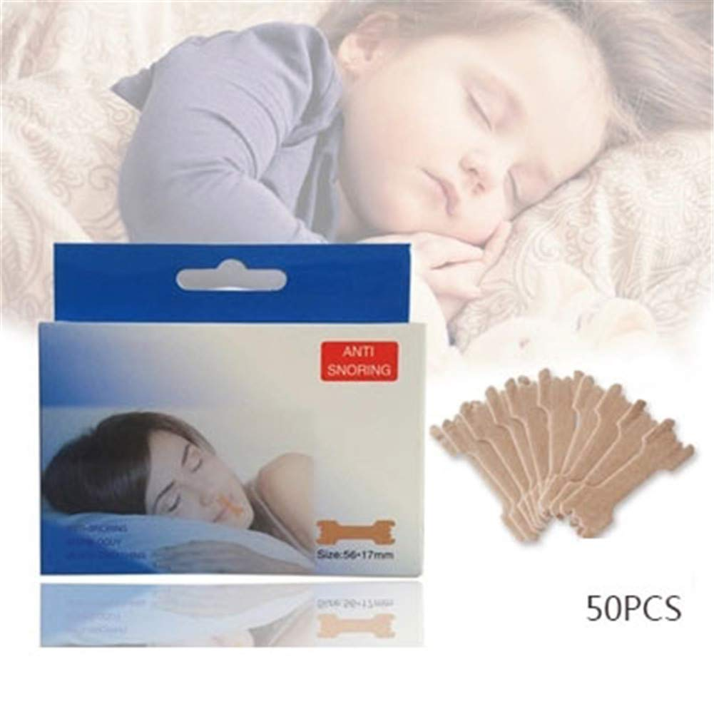 WLIXZ Stop Snoring to Prevent Snoring at Night, Nose and Mouth Stickers, Help Breathing and Prevent Snoring