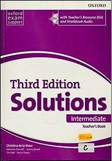 Solutions Upper Intermediate Teacher Book