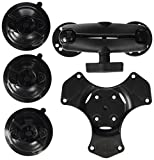 RAM Mounts (RAP-365-101U) Triple Suction Cup Base with Amps