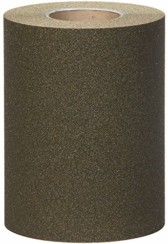 Jessup Griptape Colors Skateboard Griptape Roll (9-Inch x 60-Feet, Brown (Jessup Grip)