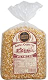 large amish popcorn - Amish Country Popcorn Medium Yellow Large 6 Pound Bag - Old Fashioned, Non GMO, Gluten Free, Microwaveable, Stovetop and Air Popper Friendly - with Recipe Guide and 1 Year Freshness Guarantee