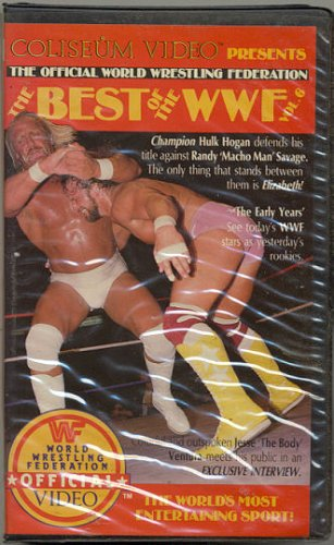 The Best of the WWF Vol. 6