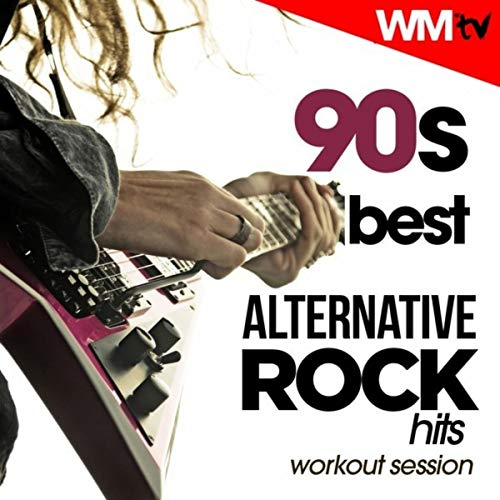 90s Best Alternative Rock Hits Workout Session (60 Minutes Mixed Compilation for Fitness & Workout 135 - 150 Bpm / 32 Count)