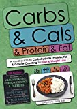 Carbs & Cals & Protein & Fat: A Visual Guide to Carbohydrate, Protein, Fat & Calorie Counting for Diet & Weight Loss by Chris Cheyette (1-Mar-2011) Paperback