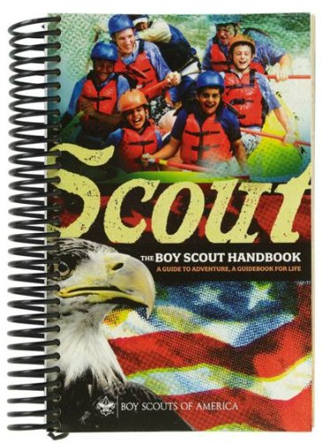 The Boy Scout Handbook Centenial Edition (12th Edition) by Boy Scouts of America