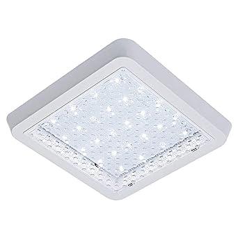 Deckenleuchte LED Deckenleuchte Küche Und Bad Beleuchtung Badezimmer  Wasserdicht Und Anti Fog Deckenleuchte Korridor