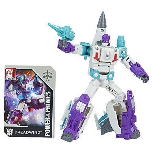 - Transformers: Generations Power of the Primes Deluxe Class Dreadwind