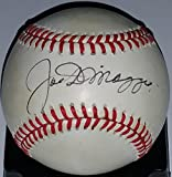 Joe Dimaggio signed auto SGC ball Yankees autographed HOF - PSA/DNA Certified - Baseball Slabbed Autographed Cards