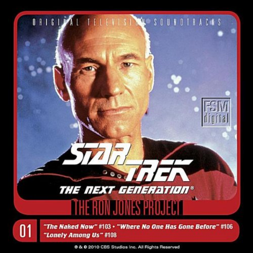 Star Trek: The Next Generation 1: The Naked Now/Where No One Has Gone Before/Lonely Among Us