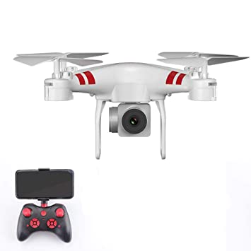 Mini Drone con Cámara WiFi HD FPV Plegable RC Quadcop,B,500W1080P ...