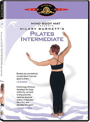 Hilary Burnett's Pilates Intermediate by BURNETT,HILARY