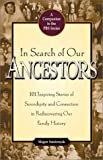 In Search of Our Ancestors, Megan Smolenyak, 1580623174