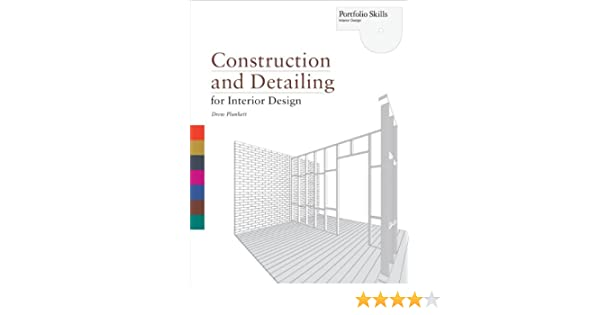 Amazon Construction And Detailing For Interior Design Fascinating Interior Design Skills