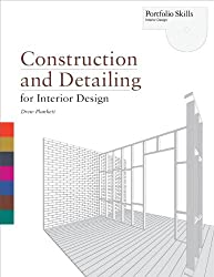 Construction and Detailing for Interior Design (Portfolio Skills: Interior Design)
