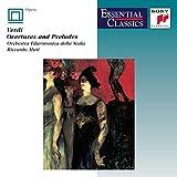Verdi: Overtures & Preludes (Essential Classics)