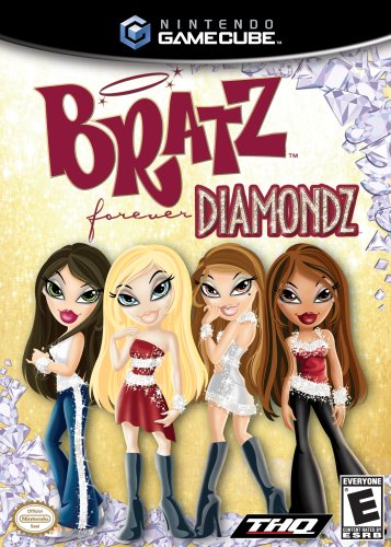 Bratz Diamondz - Gamecube