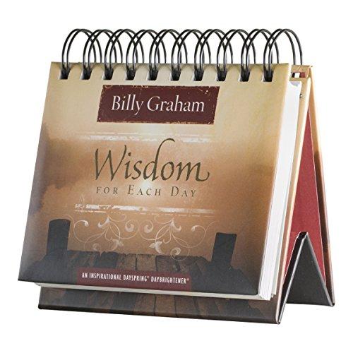 Flip Calendar - Billy Graham Wisdom for Each Day ()