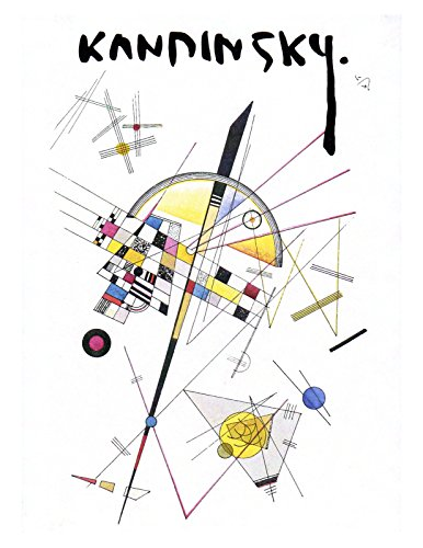 Wassily Kandinsky: Boxed Set of 16 Note Cards with Envelopes ()