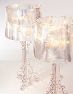 Kartell Superbe Très De Jolie Bourgie Table Lampe Crystal – 67fgby