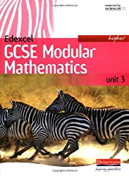 Edexcel GCSE Modular Mathematics: Higher Unit 3 (Edexcel GCSE Modular Mathematics) (Edexcel GCSE Mathematics for 2006)