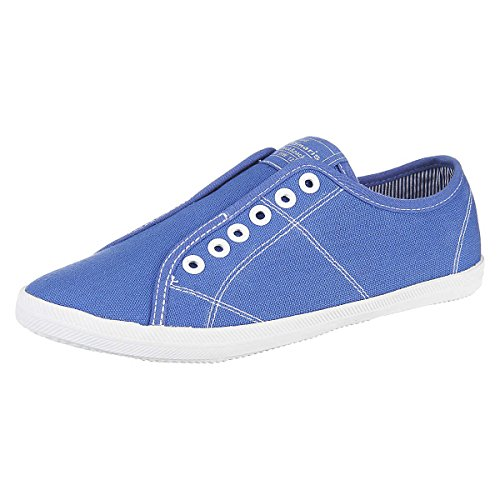 Tamaris 1-26314-32, Baskets pour femme Bleu - Bleu