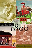 img - for The World in 1800 book / textbook / text book