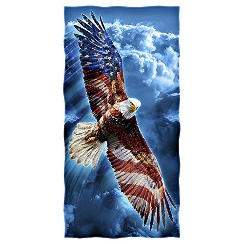 American Eagle Cotton Beach Towel