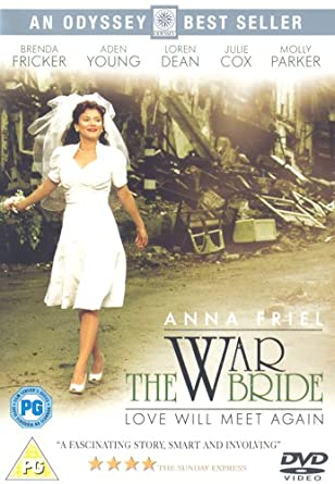 Final, sorry, with the war bride story indeed