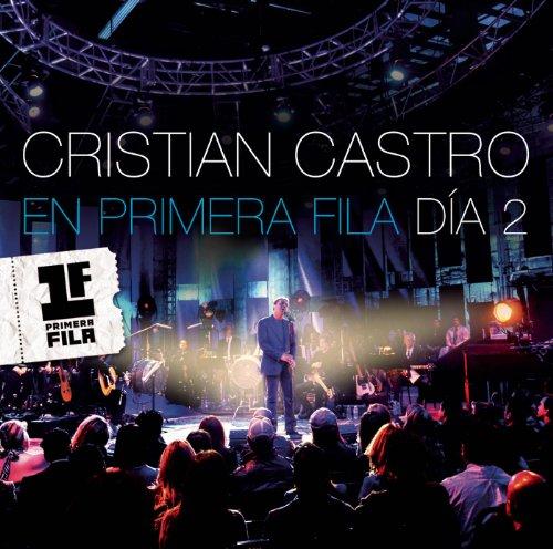 ... Cristian Castro en Primera Fil.