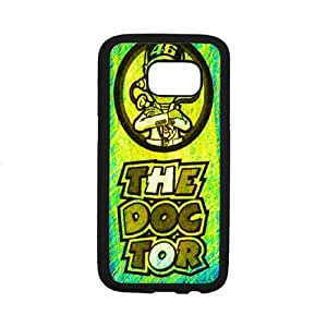 Cell Phone case Valentino Rossi VR 46 Cover Custom Case For Samsung Galaxy S7 MK8Q840703