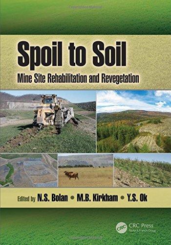 Spoil to Soil: Mine Site Rehabilitation and Revegetation