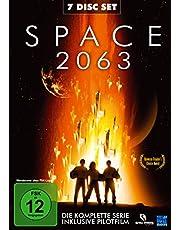 Space 2063 - Komplette Serie + Pilotfilm [7 DVDs]