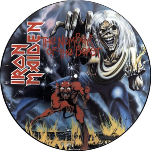 The Number of the Beast (Picture Disc)