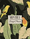 Monthly Budget Planner: Parrot Design Budget Planner Book With Calendar 2018-2019 Income List, Monthly Expense Categories and Weekly Expense Tracker ... Budget Planner and Bill Tracker (Volume 42)