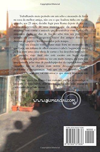 Duas Vezes em Roma (Portuguese Edition): Giulia Mancini: 9781502371836: Amazon.com: Books