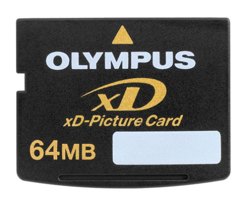 Olympus 64 MB xD Picture Card