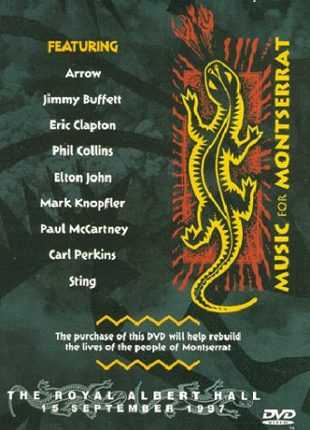 Music for Montserrat [DVD] [Import] B00000I7Q2