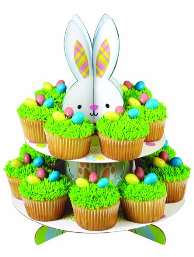 Salt Pepper Wilton Set And - Wilton 1512-1690 Easter Hop and Tweet Treat Stand