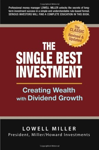 Amazon the single best investment creating wealth with the single best investment creating wealth with dividend growth by miller lowell fandeluxe Images