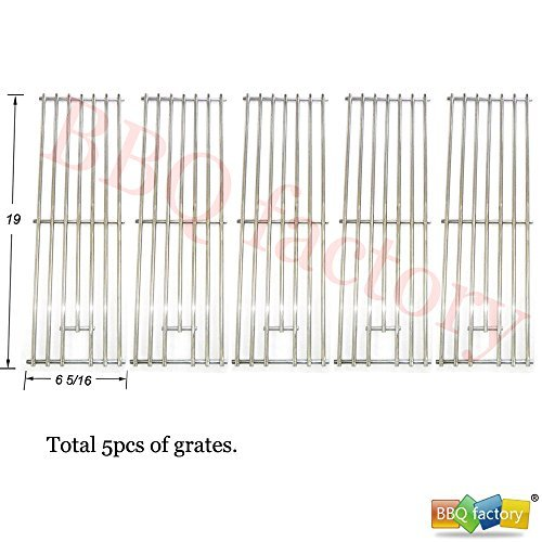 bbq-factory-jcx631-5-pack-replacement-gas-grill-parts-stainless-steel-cooking-grid-grate-for-brinkma