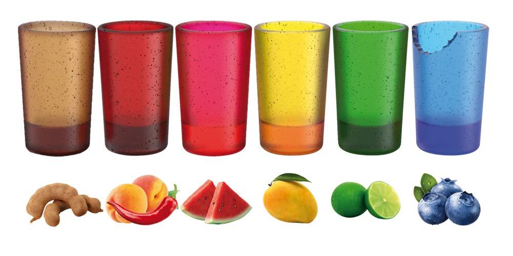 Amazon Com 36 Yummy Shots Edible Gummy Cups Like A Gummy Bear