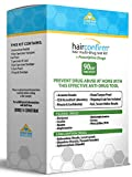HairConfirm Hair Follicle Drug Test Kit, 12 Drugs Tested 90 Day Report