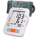 Blood Pressure Monitor, LotFancy Digital Sphygmomanometer, 180-Readings Upper Arm Medium Cuff (9-13''), FDA Approved