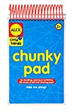 Best ALEX Toys Book 3 Year Olds - ALEX Toys Little Hands My Chunky Pad Thick Review