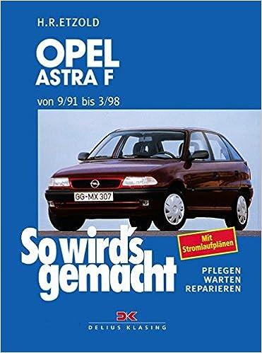 manual opel astra f 1 7 td