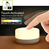 Baby Night Light, RTSU Rechargeable Mini Touch