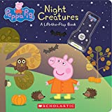#3: Night Creatures: A Lift-the-Flap Book (Peppa Pig)