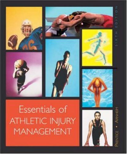 Essentials of Athletic Injury Management with eSims & PowerWeb/OLC Bind-in Card by McGraw-Hill Humanities/Social Sciences/Languages