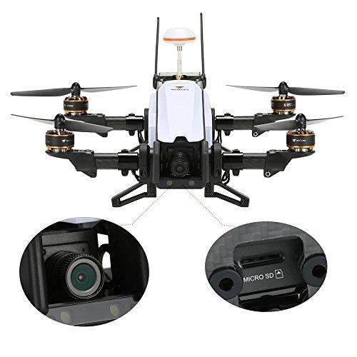 Walkera Furious 320 GPS バージョン FPV リアルタイム レーシング ドローン RC ラジコン マルチコプター クアッドコプター RTF OSD 1080P HD カメラ DEVO 10 送信機付きの商品画像